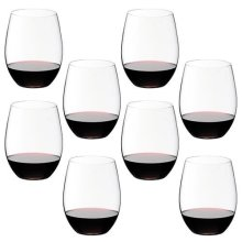 Riedel O Wine 8 Glass Set Cabernet/Merlot Pay For 6