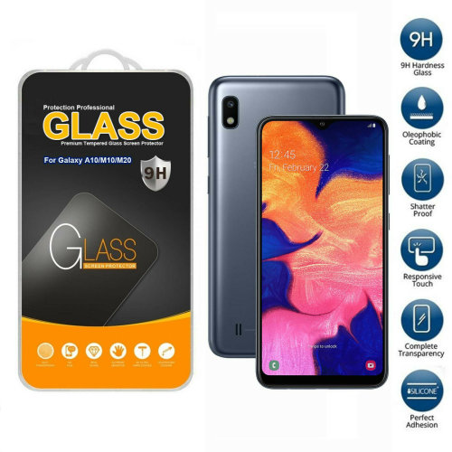 Screen Protector Tempered Glass For Samsung Galaxy A10 2019