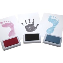 Baby's Touch BABY SAFE Ink Pad for Hand & Foot Prints
