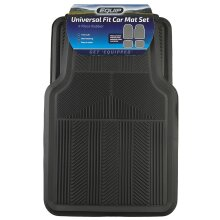 Equip Universal Fit Rubber Car Mats - Omega