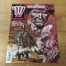 2000AD featuring Judge Dredd 1991 #735 Comic - Used