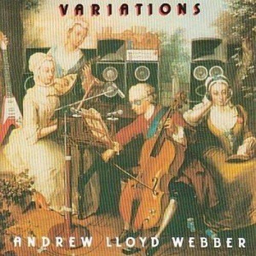 Andrew Lloyd Webber - Variations [CD]
