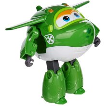 Super Wings YW710280 Series 1 Transforming Vehicle Toy, Green