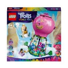 LEGO Trolls Poppy�s Hot Air Balloon Adventure Playset 41252 Age 5+ 250pcs