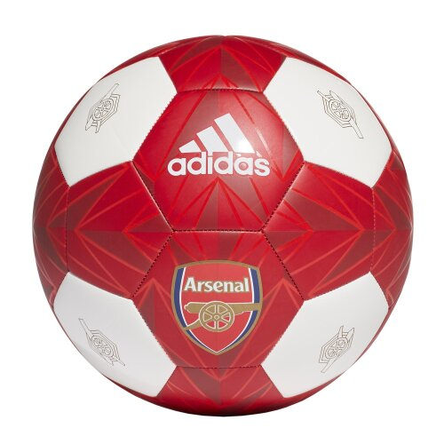 adidas Arsenal Club Football Soccer Match Training Ball Red/White