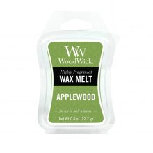 WoodWick Scented Mini Hourglass Wax Melt Applewood