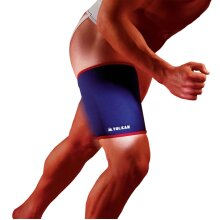Vulcan 3010 Sports Injury MuscuLarge Pain Relief Brace Blue Neoprene Thigh Support