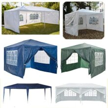 3x3m Gazebo Outdoor Party Tent Marquee Canopy Awning