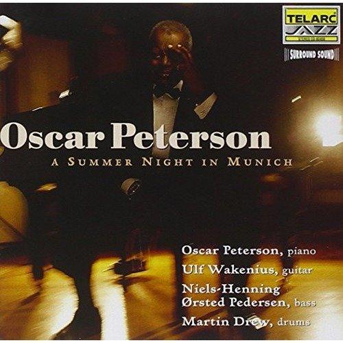 Oscar Peterson - a Summer Night in Munich [CD]
