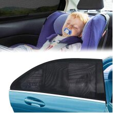 Car Window Shades for Baby Car Window Shade Block UV Rays, Protect Your Babies, Kids and Pet from UV, Car Rear Side Window Portable Accessories