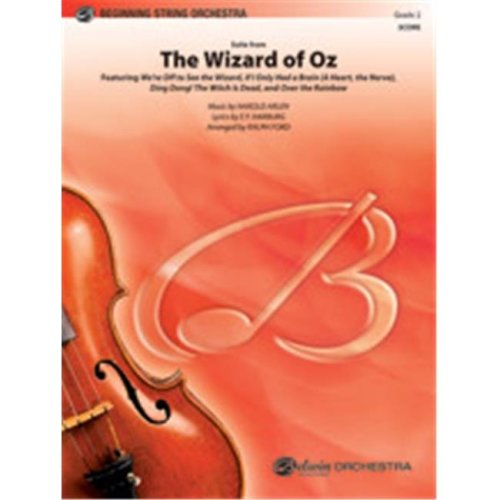Alfred 00-41194 WIZARD OF OZ, THE-PBS