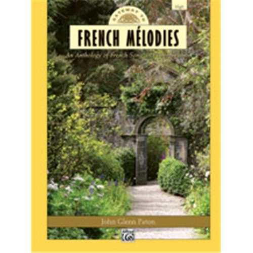 Alfred 00-36533 GATEWAY TO FRENCH MELODIES-HI-BK