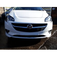 Vauxhall Corsa E Sri 2014-2019 Front End Complete WHITE Z40R - Used