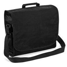 Quadra School College Work Record Messenger Bag Adjustable Shoulder Strap