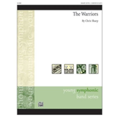 Alfred 00-36695 WARRIORS THE-YS SET4D