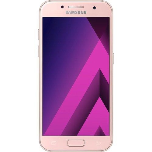 (Unlocked, Peach Cloud) Samsung Galaxy A5 (2017) Single Sim   32GB   3GB RAM - Refurbished