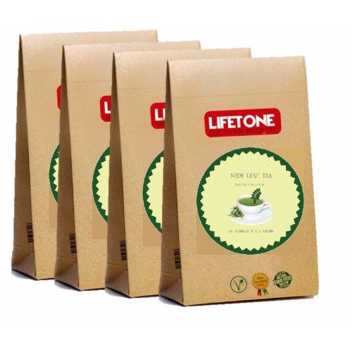 NEEM Tea Bags | Blend with 100% Pure neem Leaves | Detox Tea