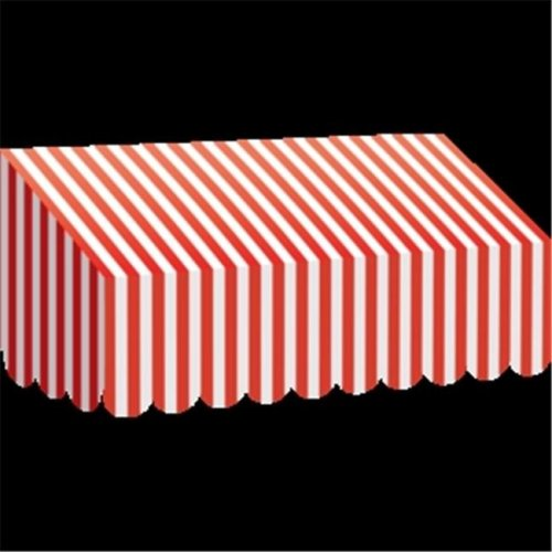 Teacher Created Resources 77165 Red & White Stripes Awning
