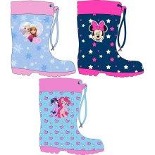 Girls Character Wellington Boots