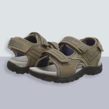 Geox Boy's Jr Sandal Strada a Open Toe