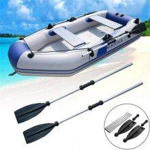 "2PCS 96"" Aluminium Kayak Paddles Lightweight Join Together Boat Oars"