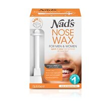 Nad's - Nose Wax For Men & Women With SafeTip Applicator - 0.42 oz.