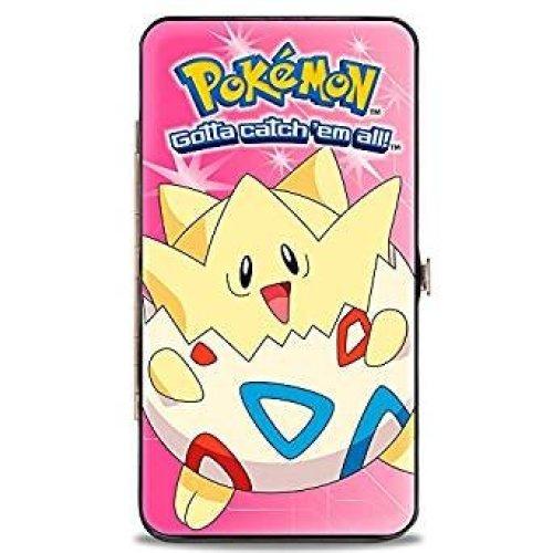 Hinge Wallet - Pokemon - V.20 Toys New Licensed hw-pkaab