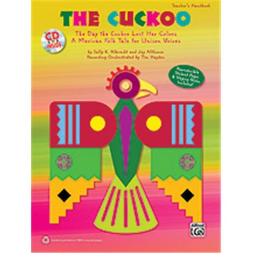 Alfred 00-34724 CUCKOO, THE-BK&CD