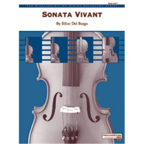 Alfred 00-18849 Sonata Vivant - Music Book