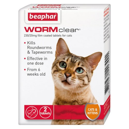 WORMclear Cat Treatment