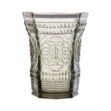 Baroque Tumbler Smoked Glass