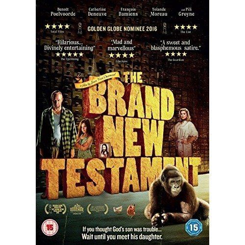 The Brand New Testament DVD [2016]