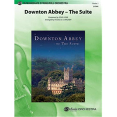 Alfred 00-41220 DOWNTON ABBEY THE SUITE-PIF