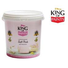 adorable Pink emulsion paint 5 Litre King of Paints Classic Matt