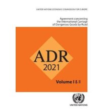 ADR applicable as from 1 January 2021   Paperback