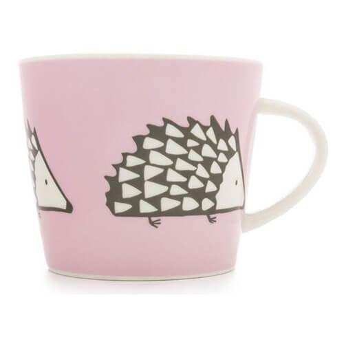 Scion SC-0167 Medium Mug Spike Standard, 11.8 fl. oz, Pink
