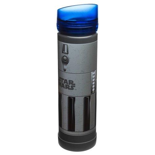 Star Wars Blue Lightsaber Tritan Water Bottle