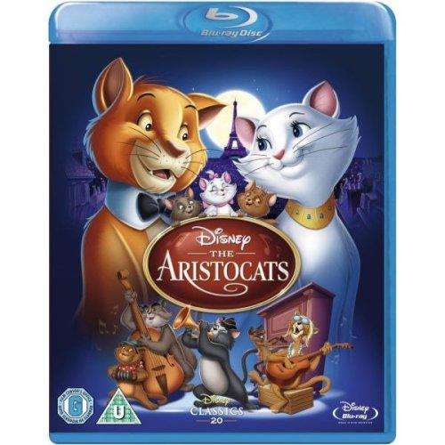 The Aristocats Blu-Ray [2012]