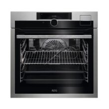 9000 SteamPro Electric Built:in Single Oven With App Control : Anti:fingerprint Stainless Steel