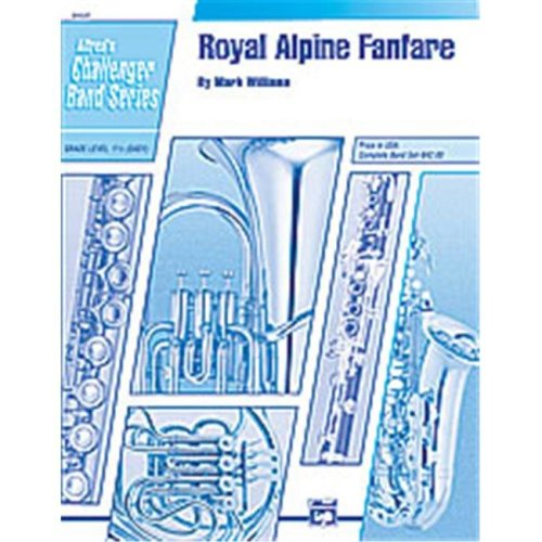 Alfred 00-20537S Royal Alpine Fanfare