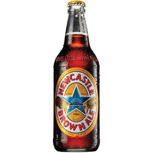 Newcastle Brown Ale 4.7% - 12x550ml