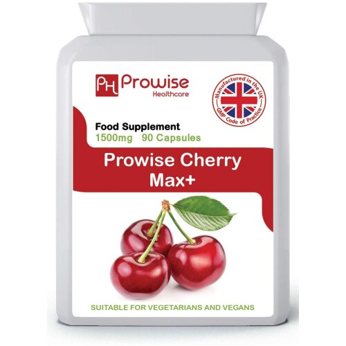 Prowise Cherry Max+ 1500mg - 90 Capsules
