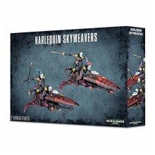Games Workshop Warhammer 40,000 Harlequin Sky Weavers
