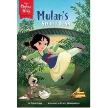 Disney Before the Story: Mulan's Secret Plan - Used