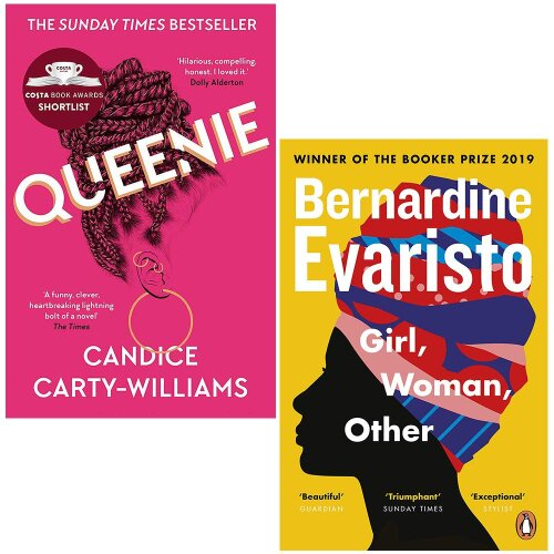 Queenie, Girl Woman Other 2 Books Collection Set