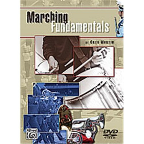 Alfred 00-26524 MARCHING FUNDAMENTALS-DVD 5