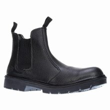 Dickies Mens Super Safety Steel Toe-Cap Dealer Boots / Workwear