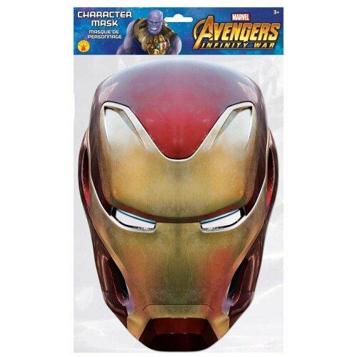 Iron Man Official Face Mask