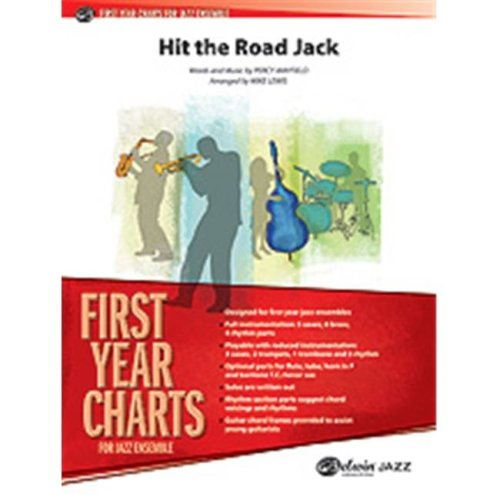 Alfred 00-36026 HIT THE ROAD JACK-JFY