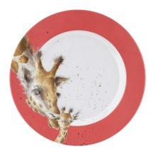 Wrendale Designs Giraffe Single Melamine Side Plate